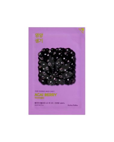 Holika-Holika-Pure-Essence-Mask-Sheet-Acai-Berry-Miss-Eco