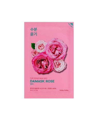 Holika-Holika-Pure-Essence-Mask-Sheet-Damask-Rose-Miss-Eco