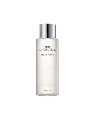 MISSHA-Time-Revolution-Clear-Toner-Miss-Eco