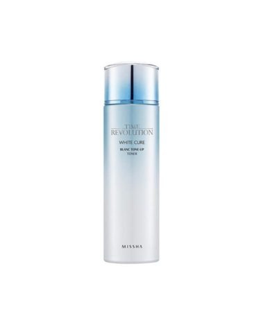 Missha-Time-Revolution-White-Cure-Blanc-Tone-Up-Toner-Miss-Eco