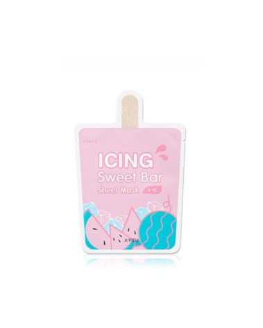 A'PIEU-Icing-Sweet-Bar-Sheet-Mask-Watermelon-Miss-Eco
