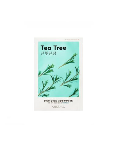 MISSHA-Airy-Fit-Sheet-Mask-Tea-Tree-Miss-Eco