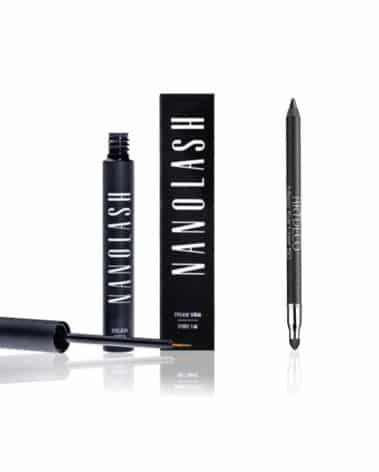 BESTSELLER-Nanolash-Růstové-Sérum-3-ml-+-Artdeco-Perfect-Magic-Eye-Liner-50-Eye-Liner-oční-tužka-1.2g