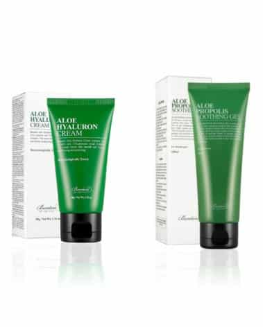 Benton-Aloe-Hyaluron-Cream-+-Benton-Aloe-Propolis-Soothing-Gel-Miss-Eco